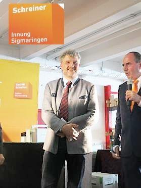 Landesverband Schreiner Suche Stuttgart Schreinerinnung Sigmaringen Schreinertag 2017 Thema Thalhoferpreis Baufachforum Baulex Lehrling Sigmaringen Meister