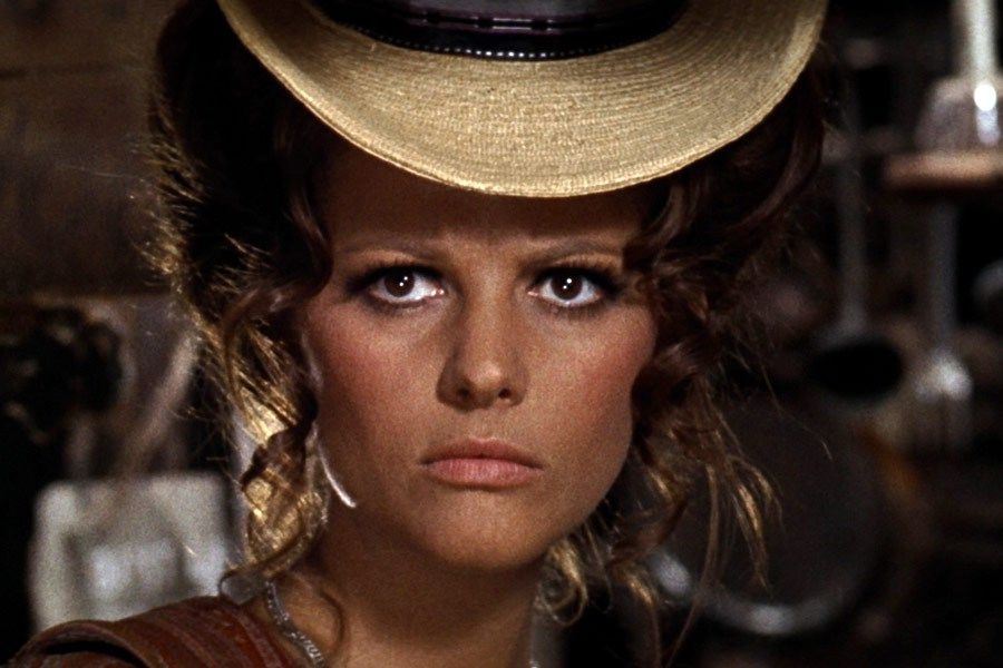 claudia cardinale in once upon a time in the west stars