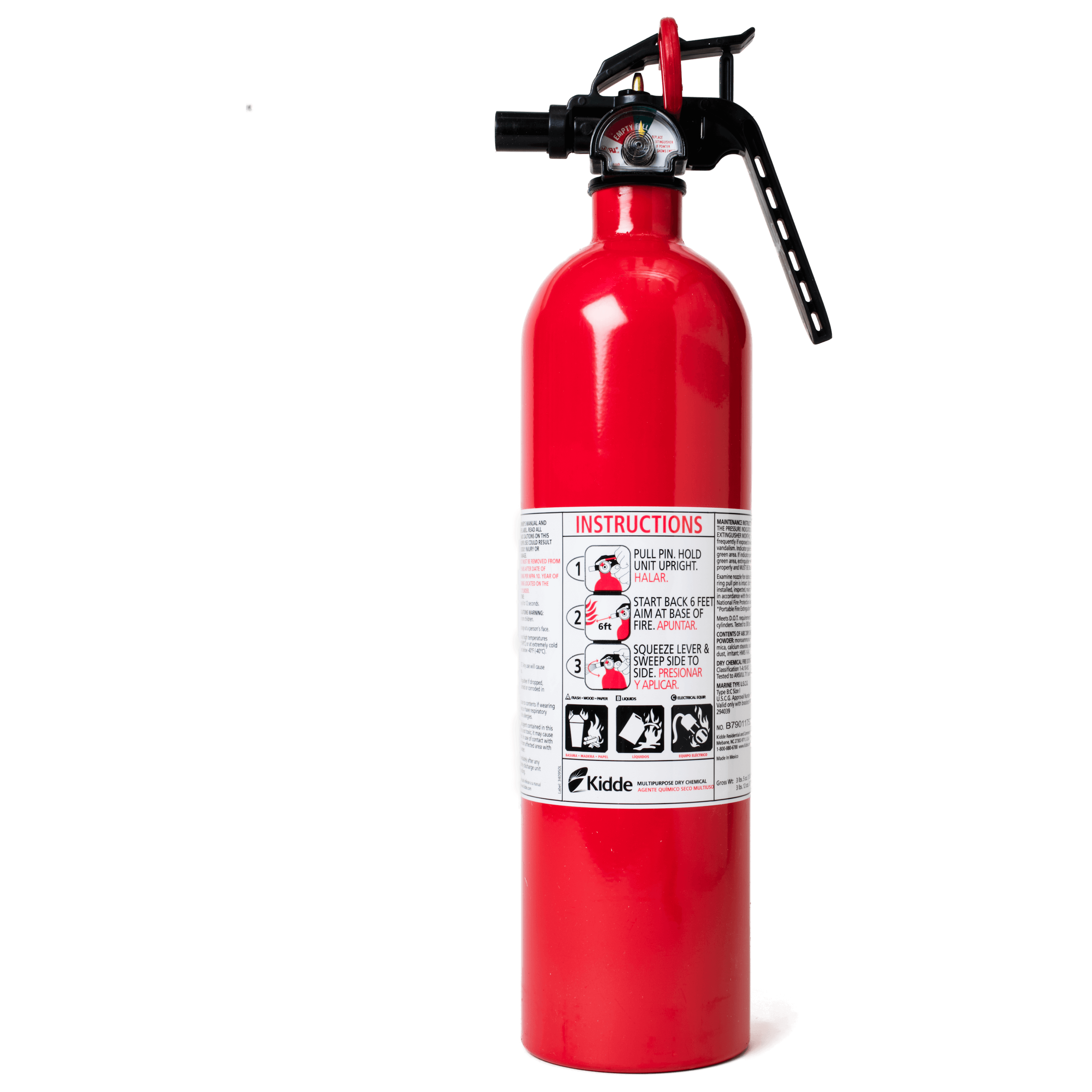 kidde design extinguisher gallery fire i with home ideas fantastic extinguishers kitchen disposable wall hook lb best ressp white safety rated