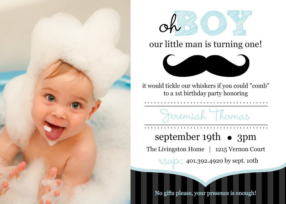Photo card birthday invites birthday invitations template photo card birthday invites stopboris Image collections
