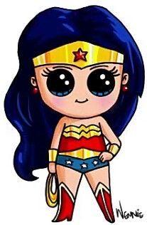 Superhero Cake Easy Wonder Woman