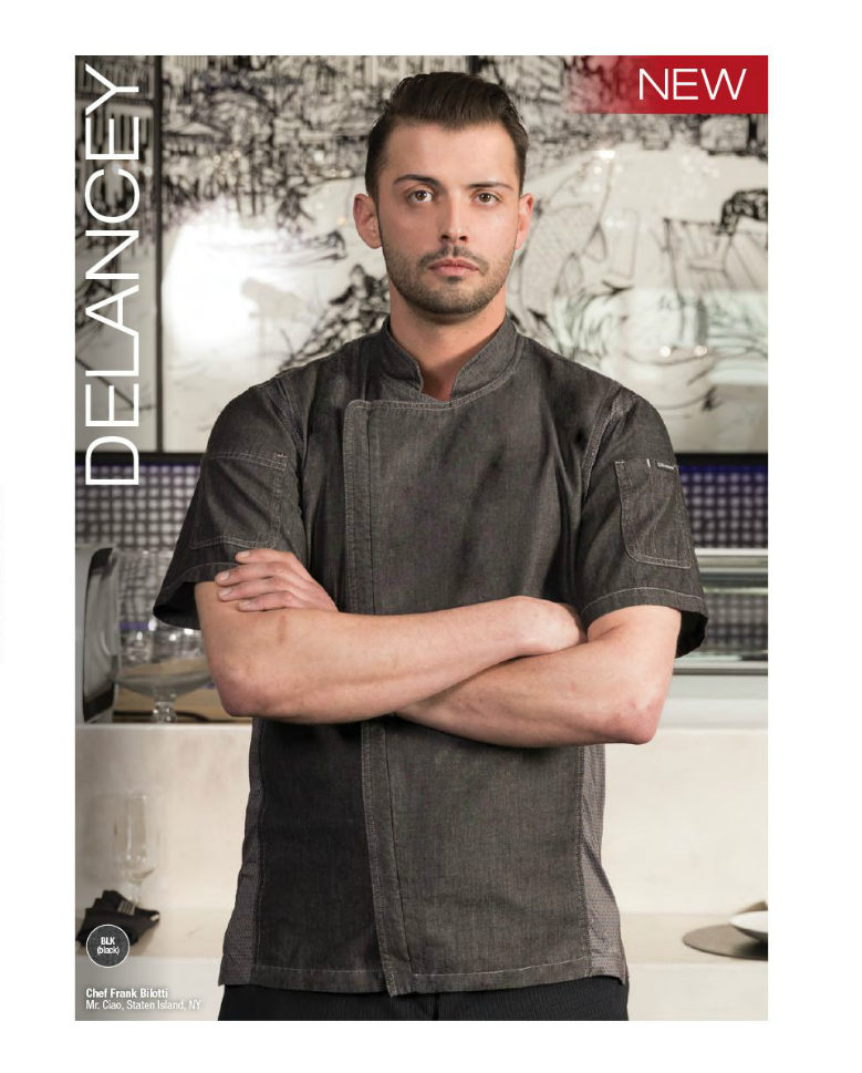 Pin on Celebrities & Culinary Icons in Chef Works Apparel