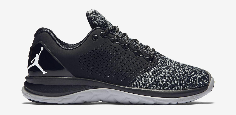 1b9241f250d Nike Air Jordan Flight Runner 3 Black