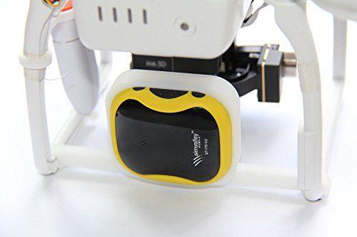 DJI Phantom 2II/1/Vision-Simvalley GT de 170Tracker Soporte GPS flyaway - http://www.midronepro.com/producto/dji-phantom-2-ii1vision-simvalley-gt-de-170-tracker-soporte-gps-flyaway/