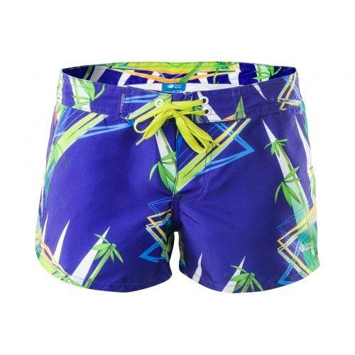 Damskie Szorty Bamaloo Wmns Aquawave Kolekcja Damskie Iguana Group Sp Z O O Royal Blue Blue Swimwear