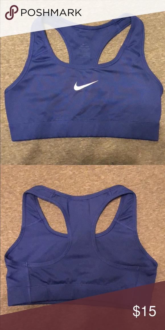 bc00591acd21 Nike Dri-Fit Sports Bra Like new! Nike Intimates & Sleepwear Bras ...