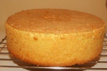 бисквит в микроволновке рецепт с фото