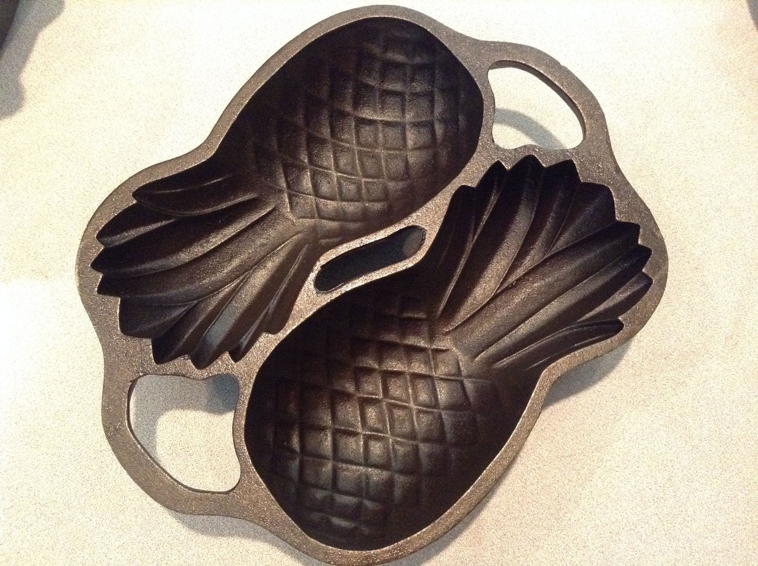 Pineapple Shape Cake Pan This Pan Has Been Discontinued