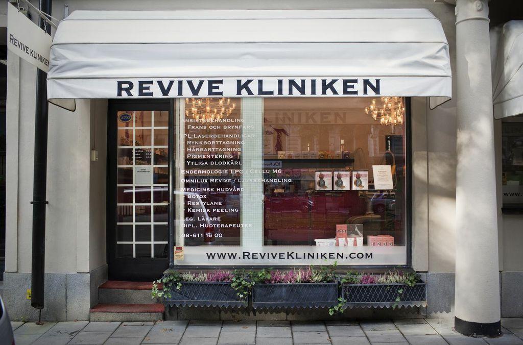 revive kliniken stockholm