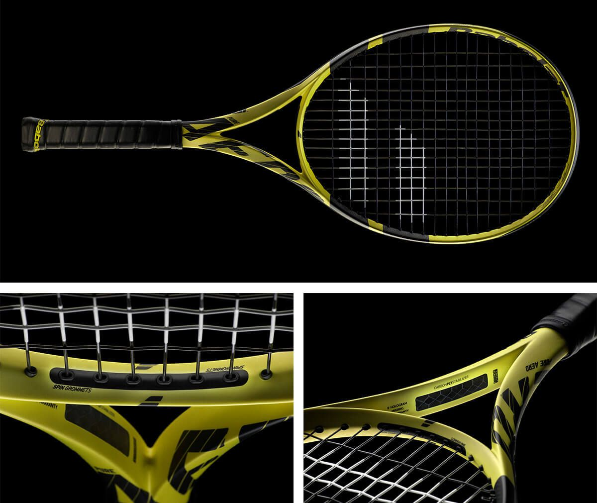 Rafael Nadal Racquet 2019 –Babolat 2019 Pure Aero Tennis Racquet best x-mas  gift idea for tennis players cheap and quality  e5fd25c5df028