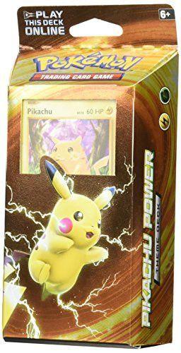 Pikachu Power /& Mewtwo Mayhem EVOLUTIONS THEME DECK TCG POKEMON cards /& online