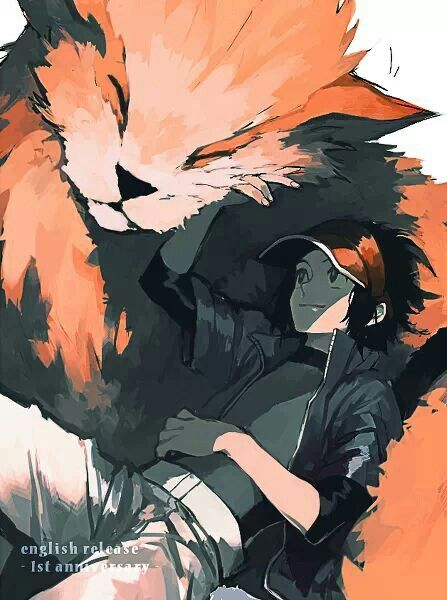 I would trade all of my possessions to have a real arcanine:/