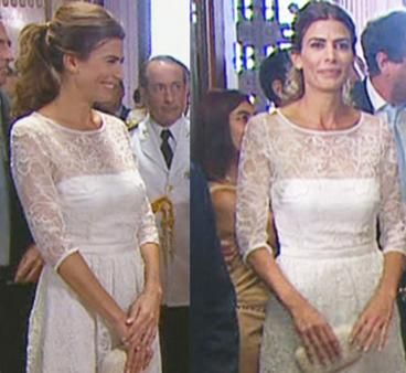 juliana awada vestido | Juliana Awada inspiration | Pinterest ...