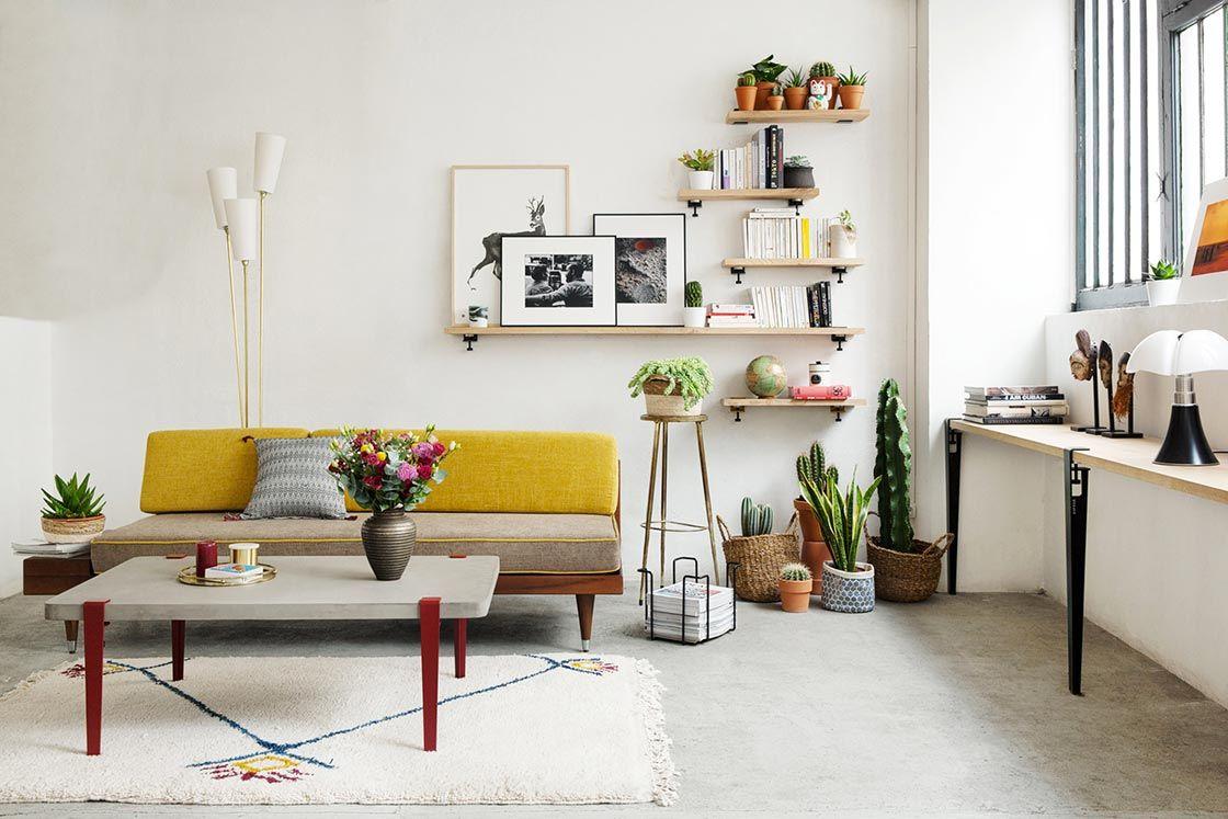 Astuces déco pour un petit salon salons living rooms and spaces