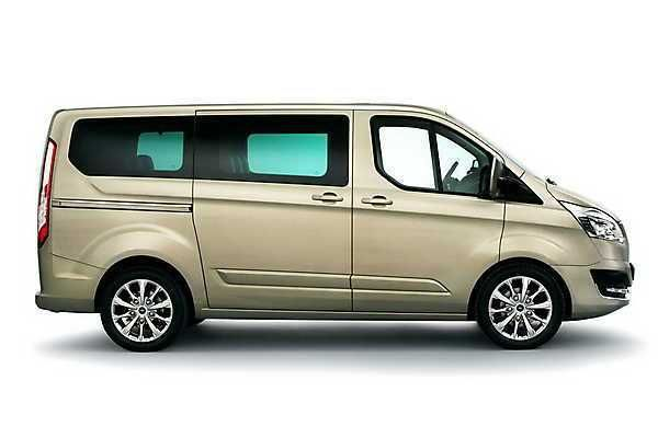 2018 2019 Ford Tourneo Custom A Great Family Van With Images