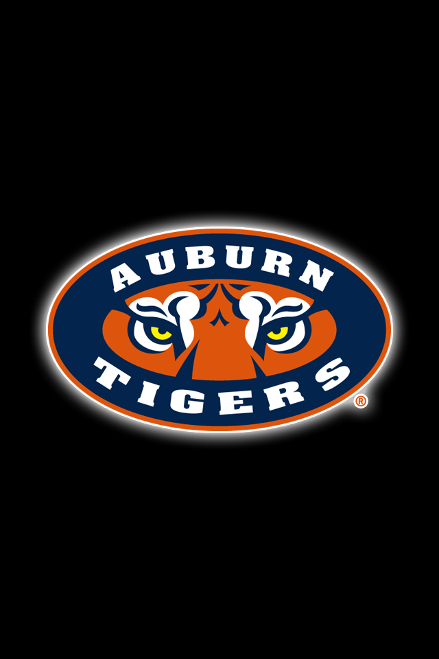 Get A Set Of 12 Officially Ncaa Licensed Auburn Tigers Iphone Wallpapers Sized For Any Model Of Iphone With Your Te Auburn Tigers Auburn Auburn Tigers Football