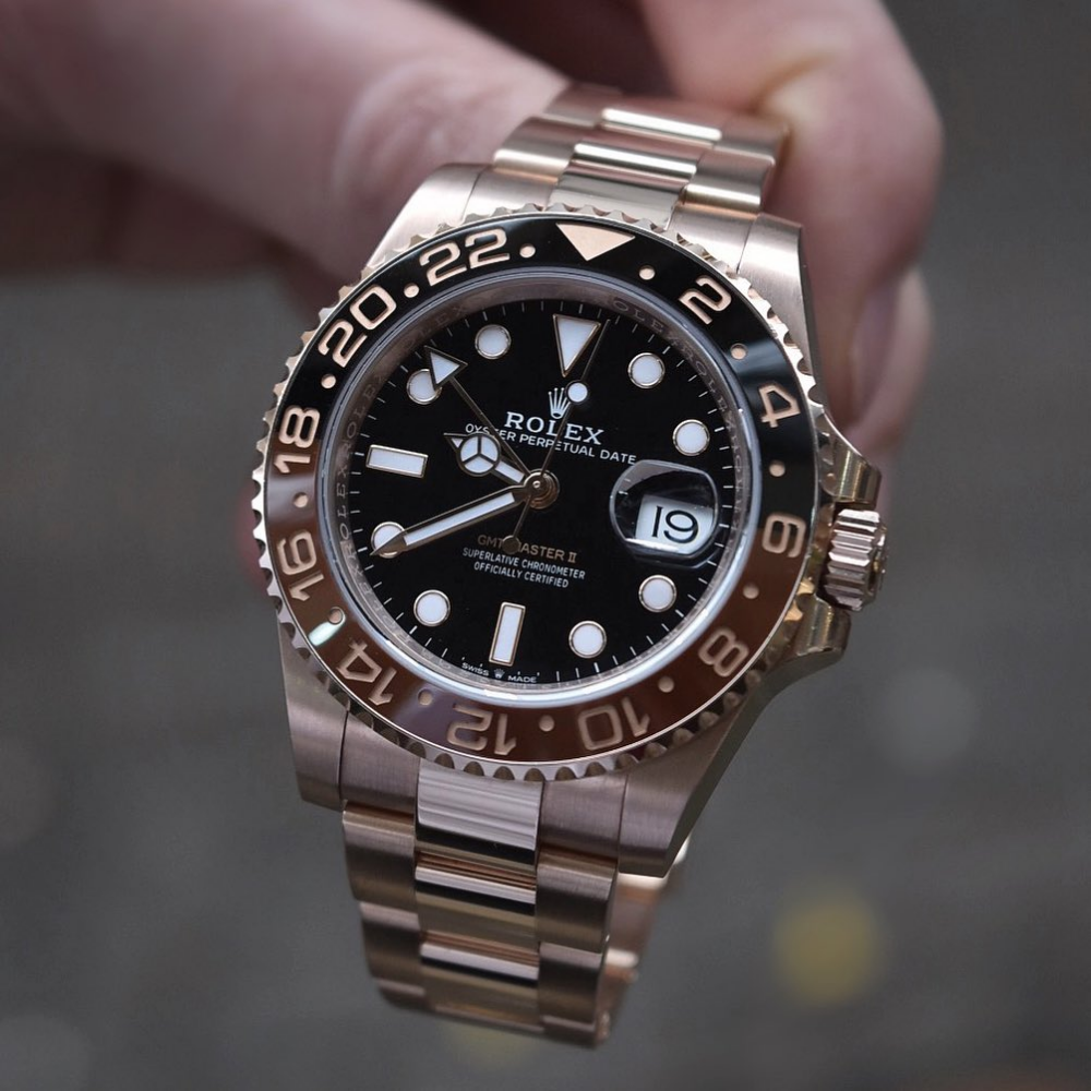 Instagram Rose Gold Rolex Gold Rolex Rolex
