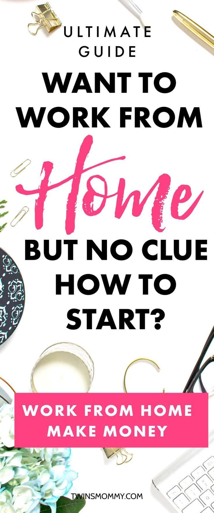 Want to Work From Home as a Mom Blogger But No Clue How to Start ...