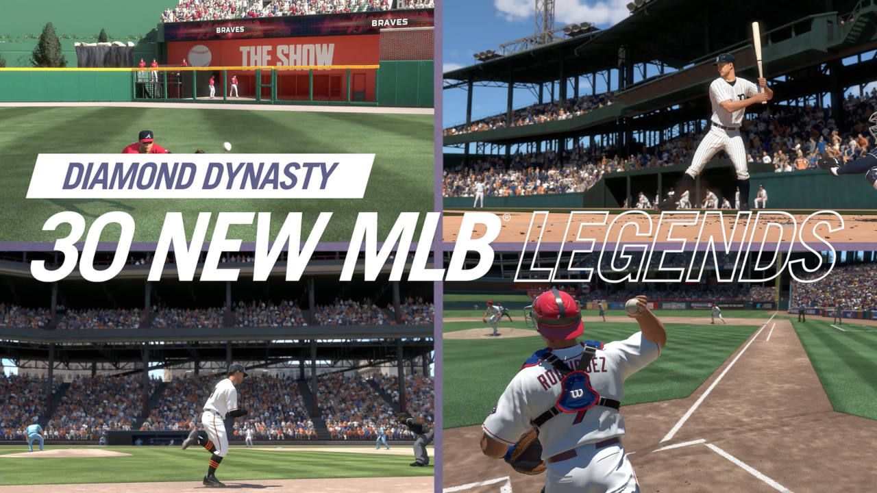 Mlb The Show 19 What S New In Diamond Dynasty Mlb The Show Mlb Games To Win
