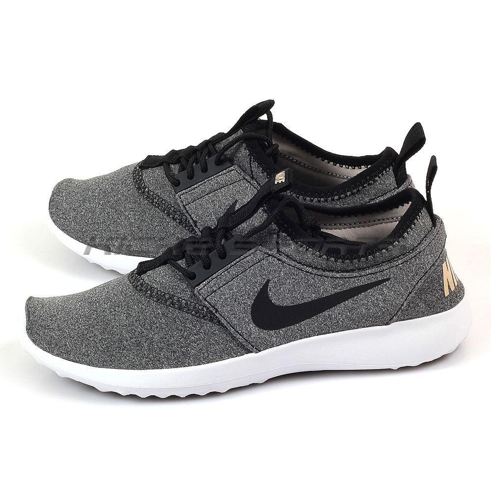 1b207c5a007f Nike Wmns Juvenate Se Black Vachetta Tan-White Lifestyle Running 2016 862335 -001