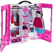 Amazing Barbie Barbies Kleiderschrank DMT