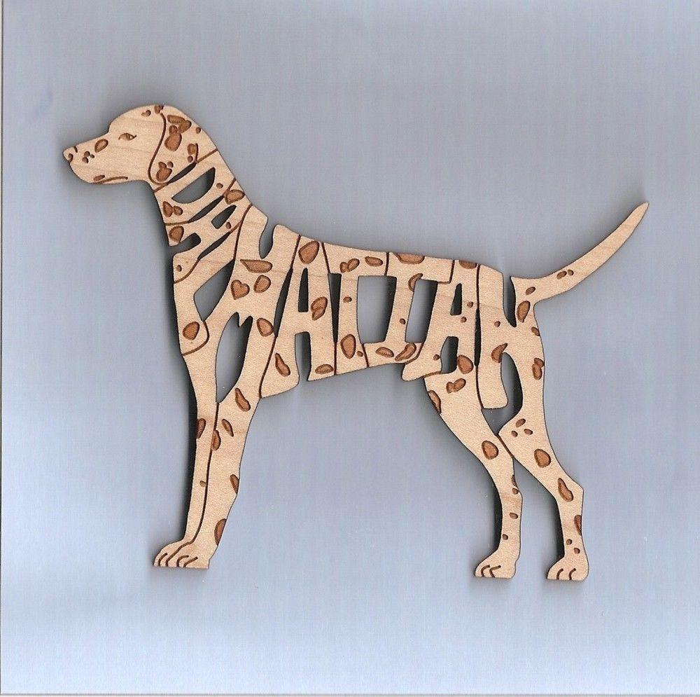 Chihuahua Short Hair Dog wood laser cut Magnet Great Gift Idea
