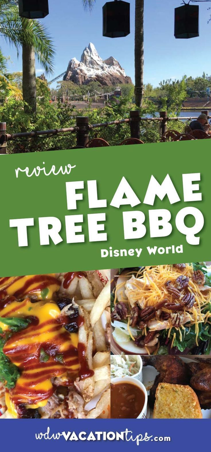 The Flame Tree BBQ is a quick service restaurant located