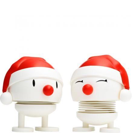 Hoptimist Santa Nosy couple - Christmas deco - Hoptimist Weihnachts-Figuren