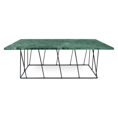 Tema Home Helix Marble Rectangle Coffee Table - 9500.627439