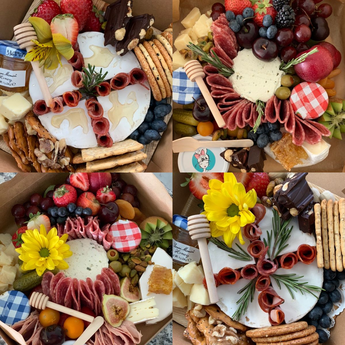 Delicious Art Wesley Chapel Food Art Graze Box Food Platters
