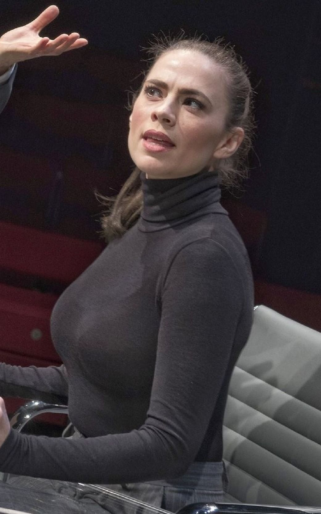 Celebrities Being Hot Hayley Atwell In 2020 Hayley Atwell Actress Hayley Atwell Hayley Attwell Not the real hayley atwell.i wish. celebrities being hot hayley atwell