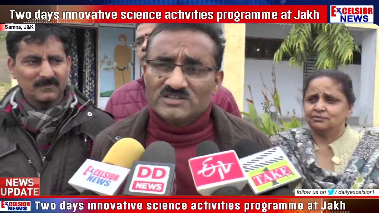 Two days innovative science activities programme at Jakh