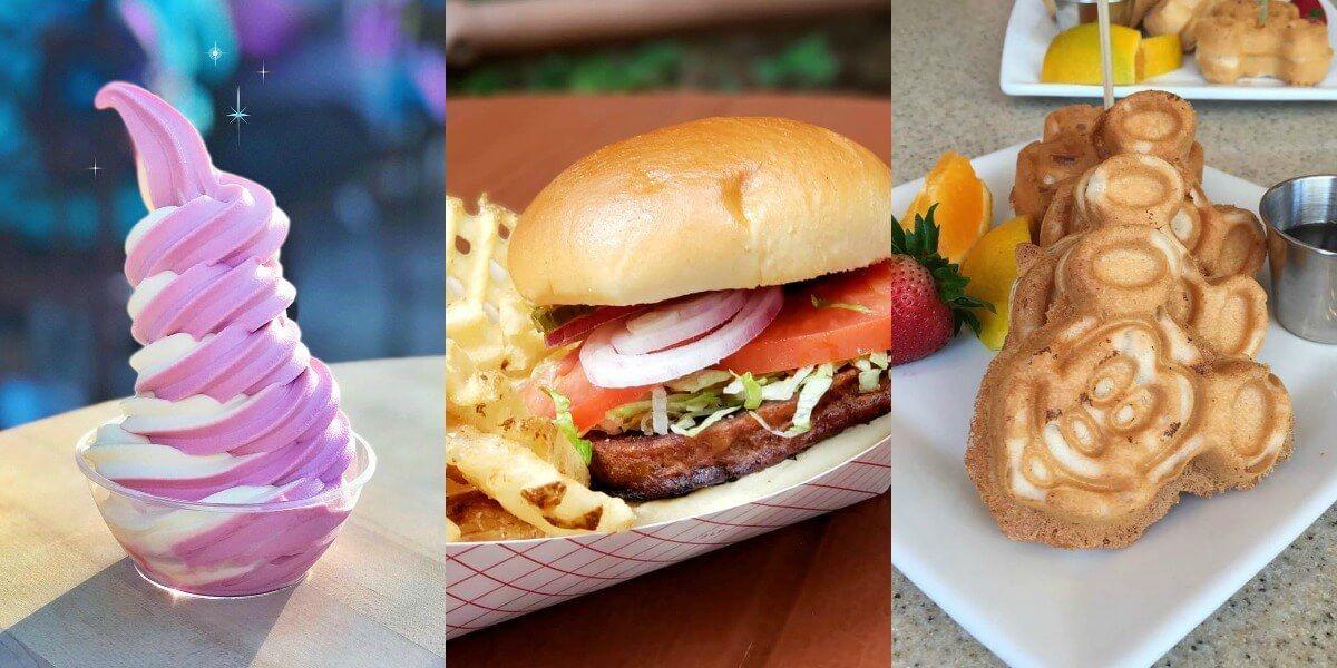 All The Vegan Food At Disneyland October 2019 Peta Food Disneyland Food Vegan Recipes