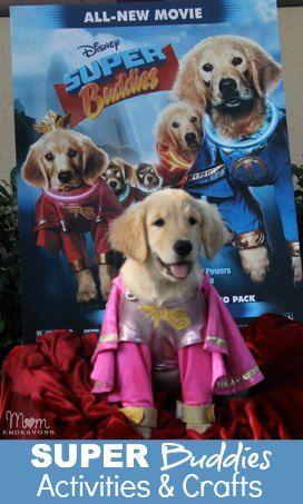 Disney S Super Buddies Free Printables Activities And Fun Craft