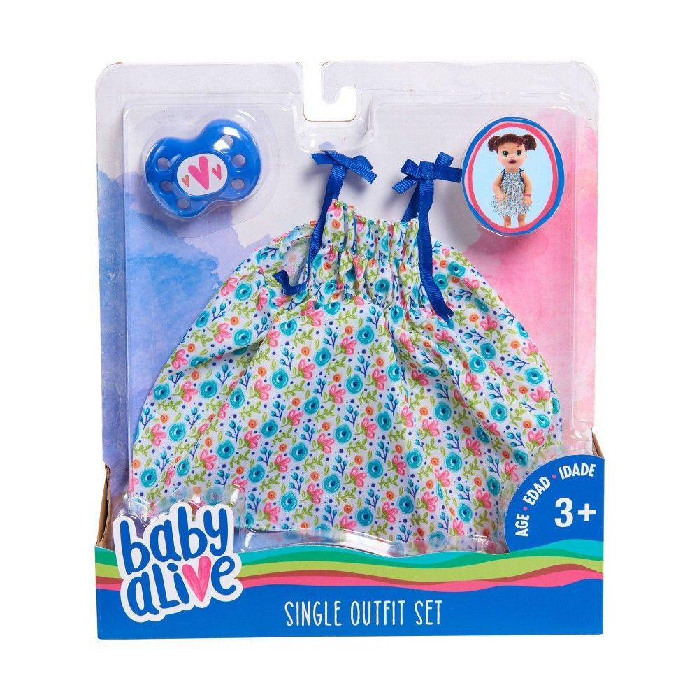 Baby Alive Baby Doll Dress Baby alive, Baby dolls