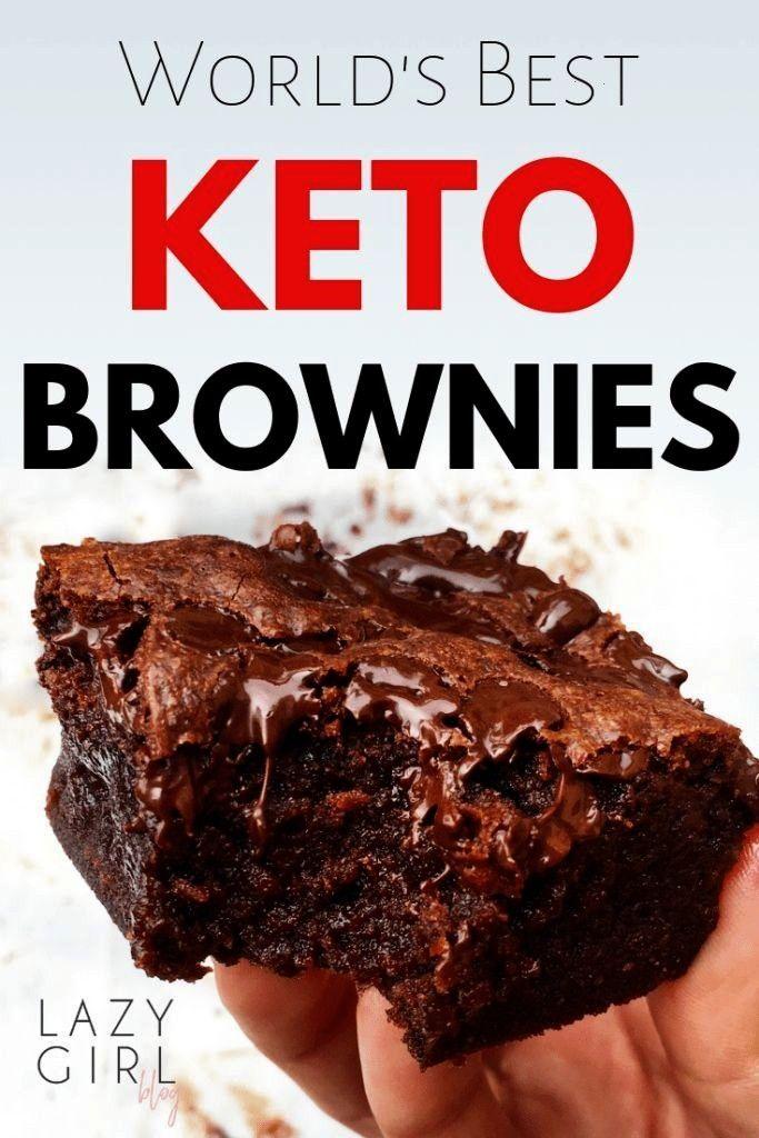 Best Keto Brownies - Lazy Girl -World's Best Keto Brownies - Lazy Girl -  Move over, Haribo! These
