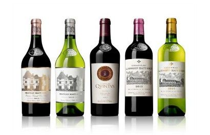 Chateau Haut Brion Wines To Auction In First Asian Ex Cellar Sale