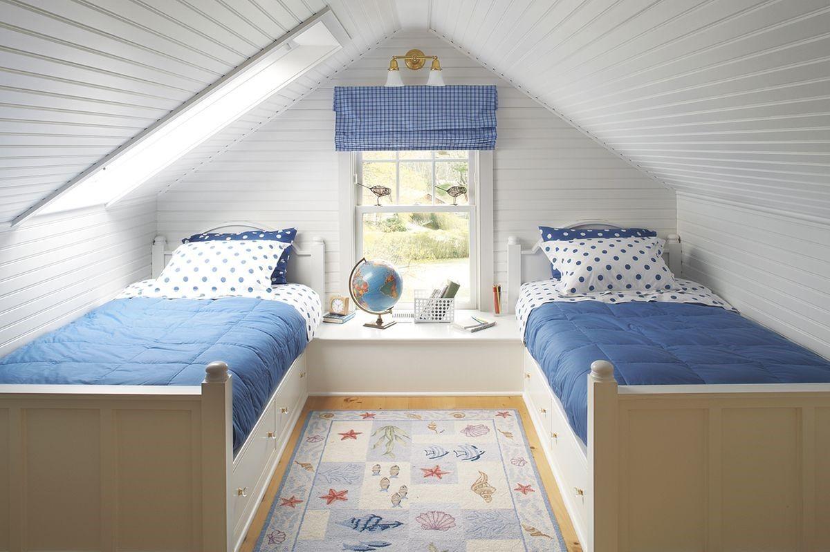 Comment Amenager Une Chambre D Enfant Sous Combles 101 Idees