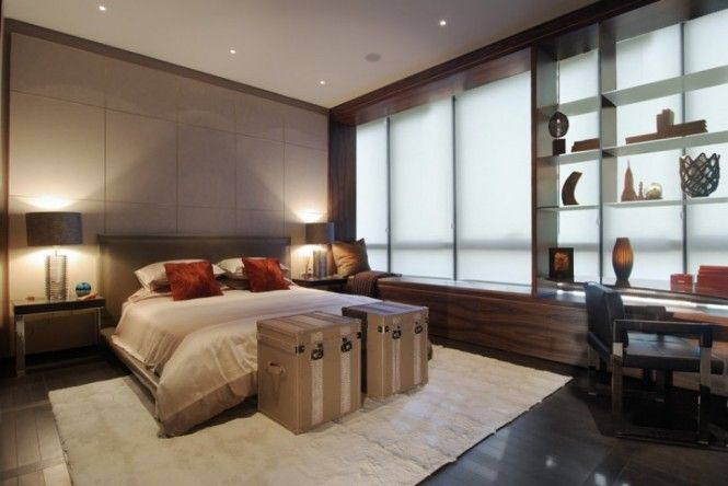 singapore hamilton luxury bedroom - Inside Luxury Apartments