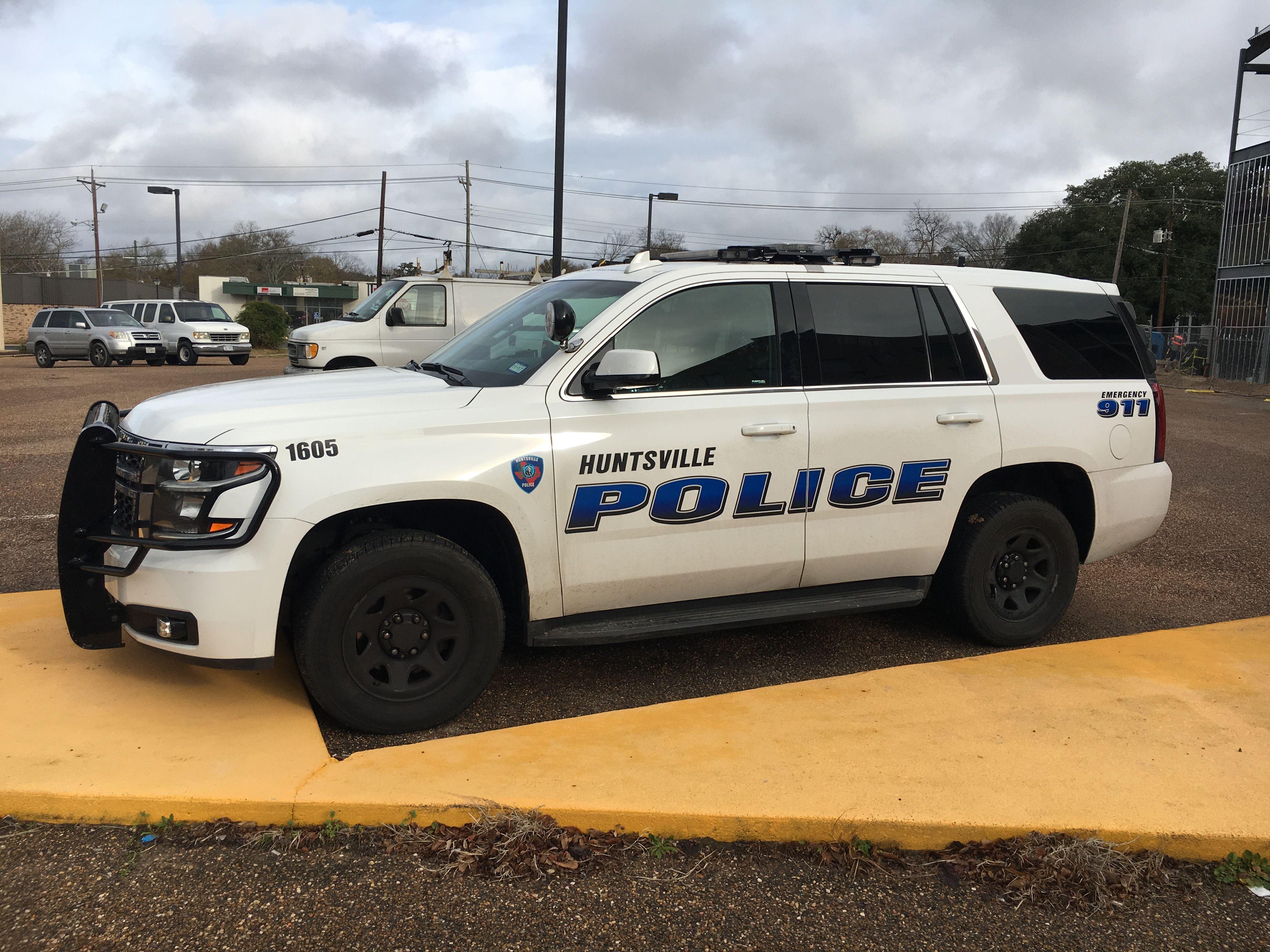 Huntsville Police Department Chevy Tahoe Texas Police Cars Chevy Tahoe Police