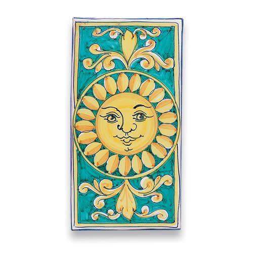 Star Rug Santa Barbara: Handmade, Hand Painted Italian