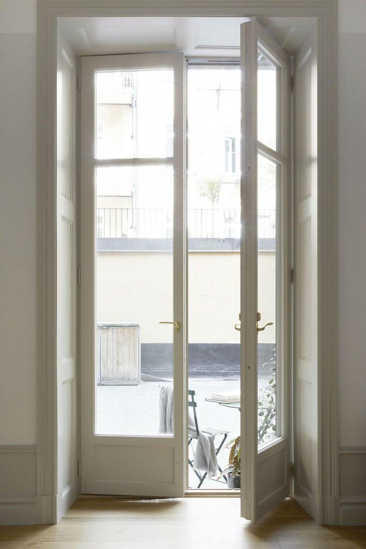 Receiving Room Interior Design: Porte Finestre Interne, Porte