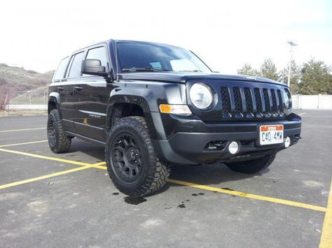 Tire Wheel Combo W Rro Lift Jeep Patriot Forums Cars Jeep
