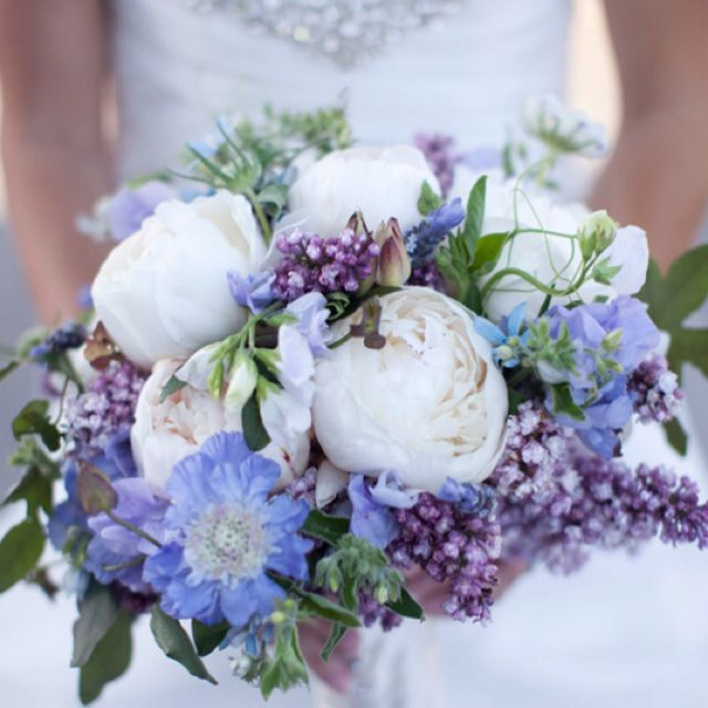 Wedding Flowers Warwickshire: Purple Wedding Bouquets, Flower Bouquet Wedding