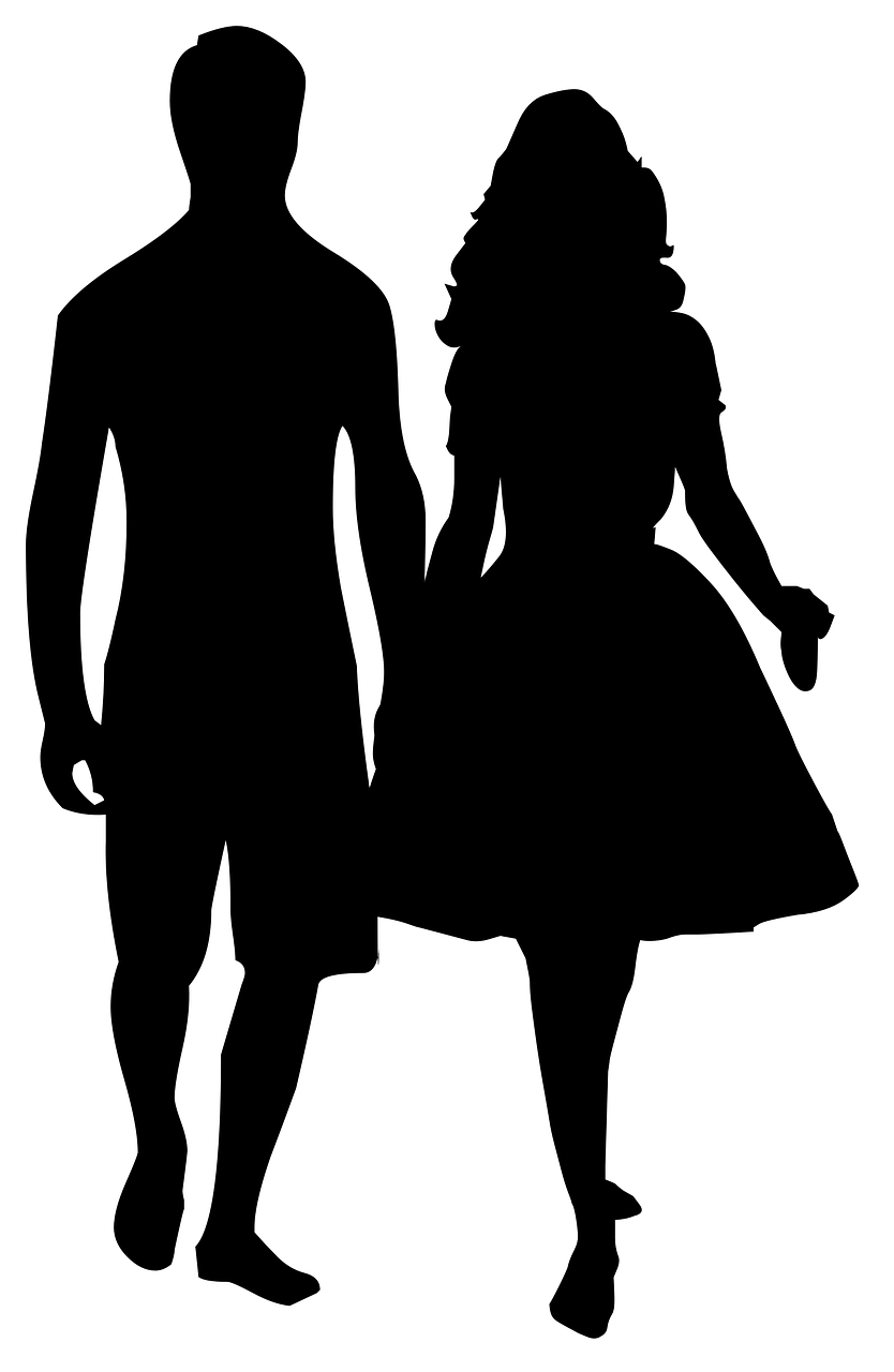 Free Image On Pixabay Couple Silhouette Love Silhouette Art Couple Silhouette Shadow Images