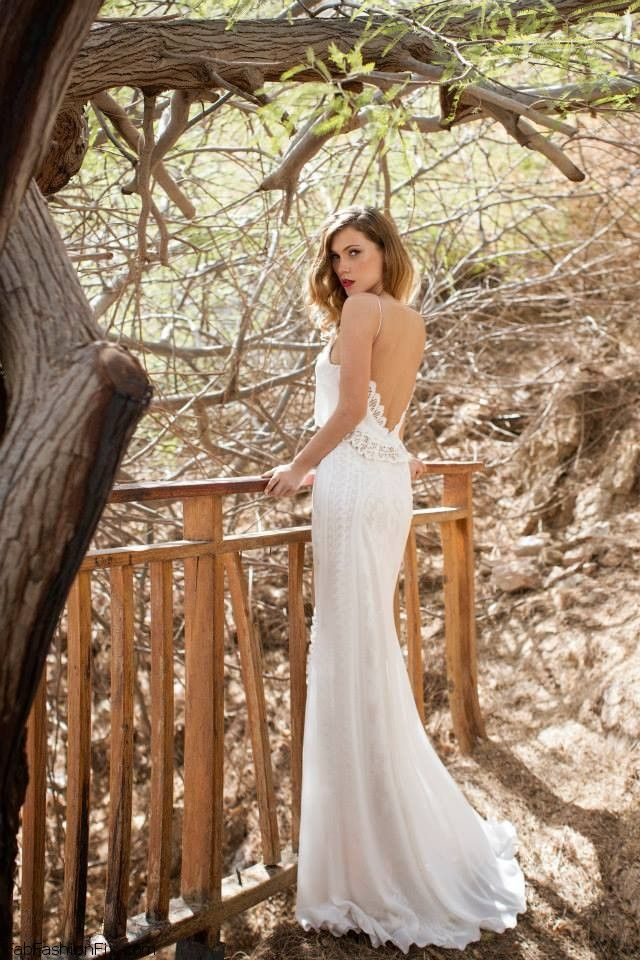 """Julie Vino """"The Orchid"""" Bridal collection for spring/summer 2014"""