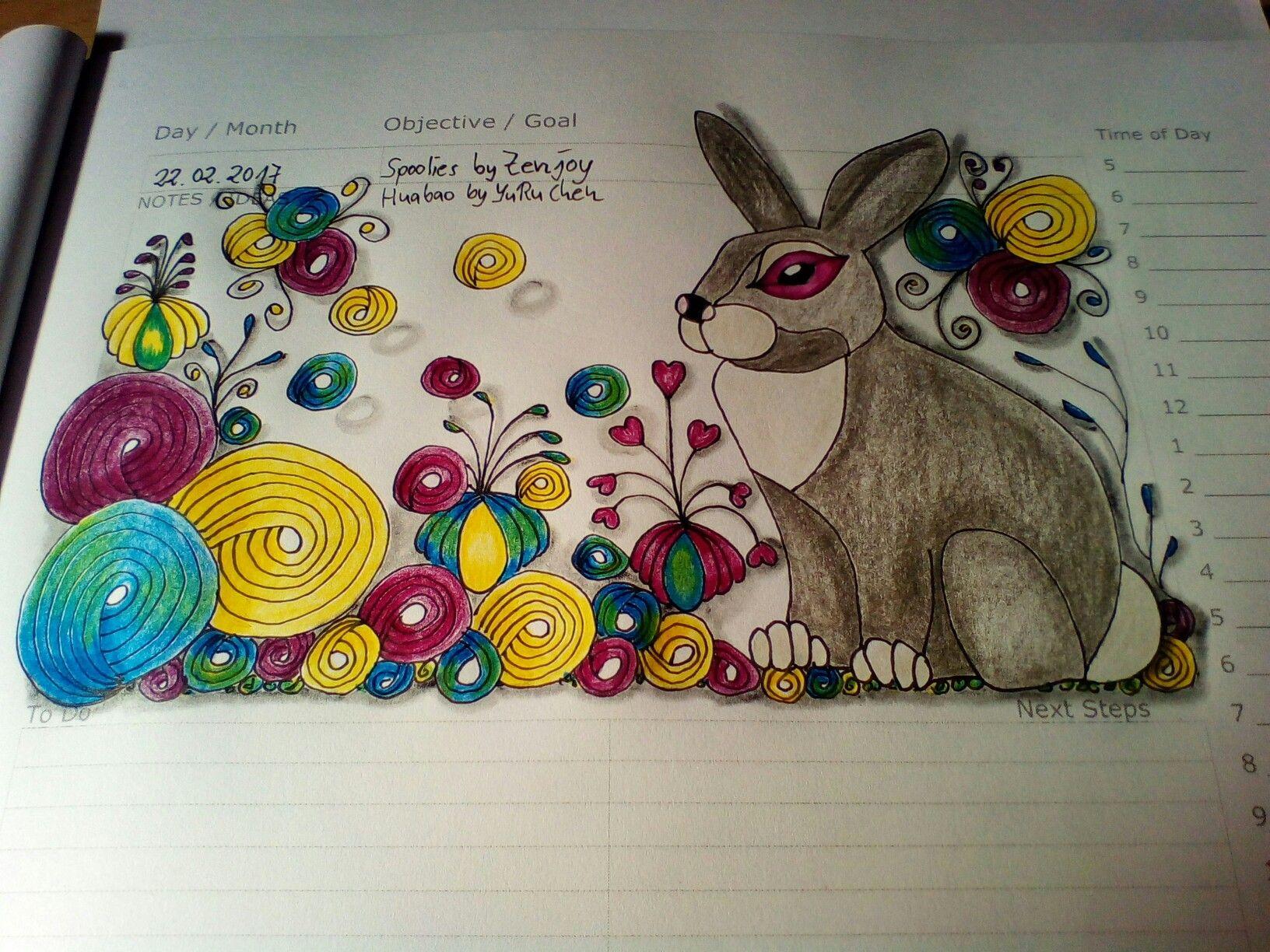 Spoolies mit Huabao 💗💗💗 Ostern rückt näher 😂😂😂