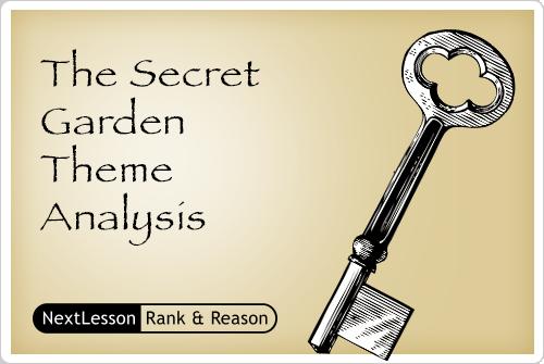 the secret garden critical analysis