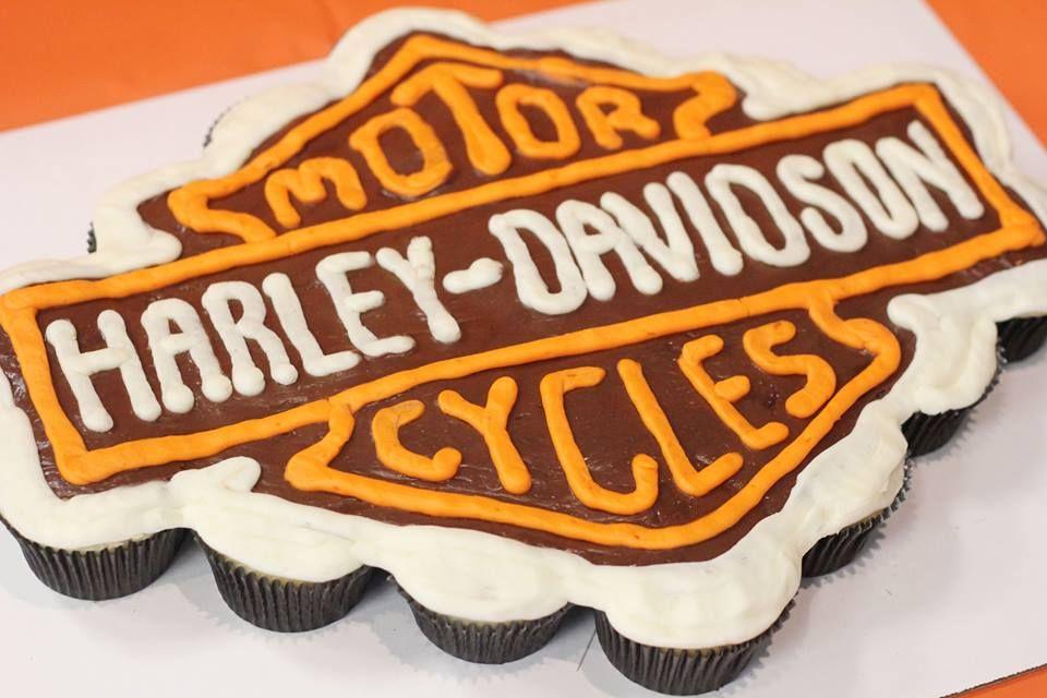 Biker Birthday Party Kid S Birthday Harley Davidson