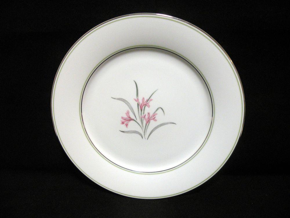 China · Noritake Fine China Dinner Plate ... & Noritake Fine China Dinner Plate Kent 5422 White #Vintage #Noritake ...